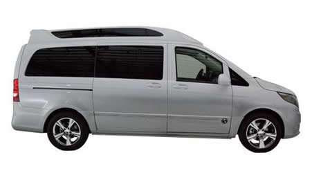 Mercedes-Benz Metris Build Your Van
