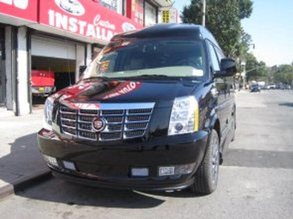 Escalade front end styling