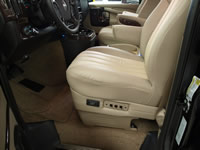 Power Reclining Front Seats