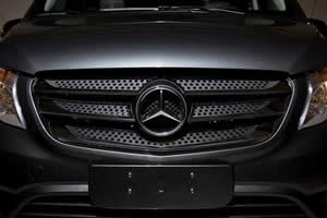 Chrome Front Grill