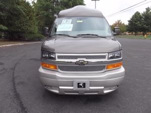Chevrolet 9-Passenger Conversion Van Explorer Limited SE Hightop
