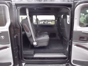 2015 Ford Transit Explorer Limited SE Hightop Preowned Conversion Van