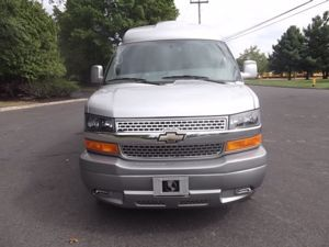 Chevrolet 9 Passenger Conversion Van