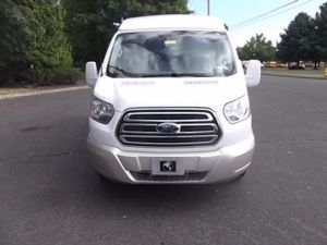 2019 Ford Transit Conversion Van Explorer Limited SE Hightop