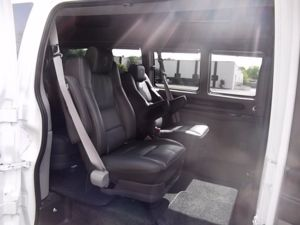 2016 Chevrolet 9-Passenger Explorer Limited Preowned Conversion Van