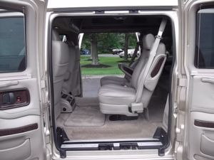 2014 Preowned Conversion Van