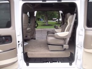 2011 GMC Majestic SSX Limited High Top Conversion Van
