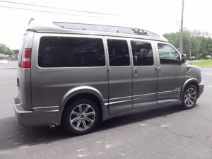 7 Passenger Conversion Van