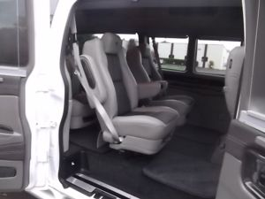 2017 Preowned Conversion Van