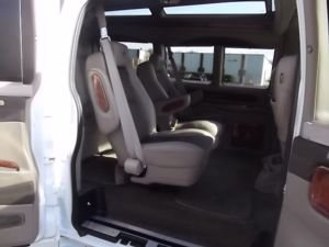 GMC Savana 7 Passenger Conversion Van