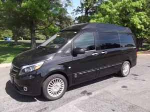 Mercedes Metris Conversion Van