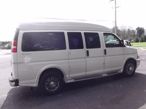 2016 Preowned Conversion Van