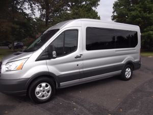2018 12-Passenger Conversion Van