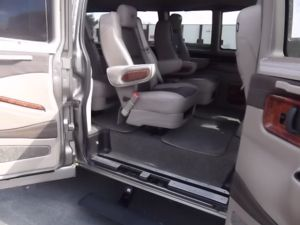 2019 Chevrolet Explorer 9 Passenger Conversion Van