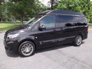 Mercedes Metris Explorer Limited SE Hightop Conversion Van