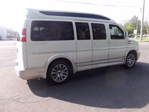 Chevrolet 7 Passenger Conversion Van