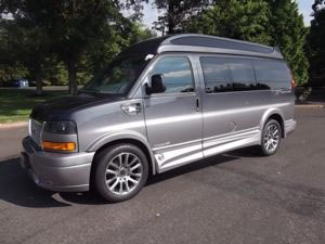 GMC 7 Passenger Conversion Van