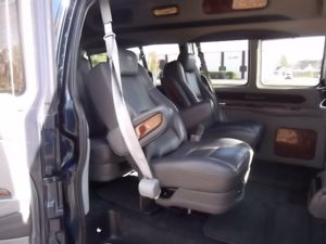 2017 Chevrolet 9-Passenger Conversion Van