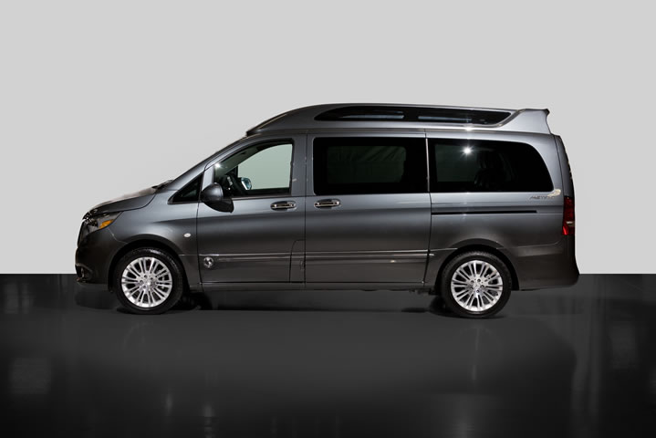 Mercedes Benz Metris And Transit Conversion Vans