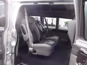 2019 Chevrolet Explorer 7 Passenger Conversion Van