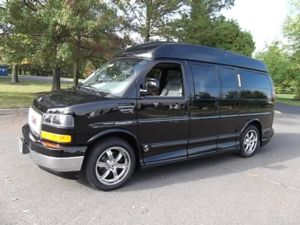 Used Conversion Vans - Preowned Explorer Conversion Vans ...