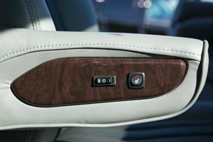 Power Lumbar Front Seats
