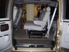 Rear Lift Mobility Conversion Van