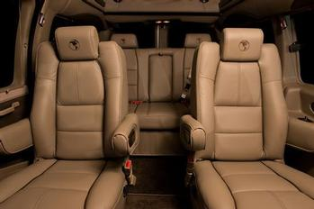 Antelope Tan Interior