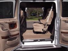2011 Chevrolet Explorer Limited Hightop Turny Seat Mobility Conversion Van