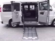 Vangater II Lift Wheelchair Mobility Conversion Van