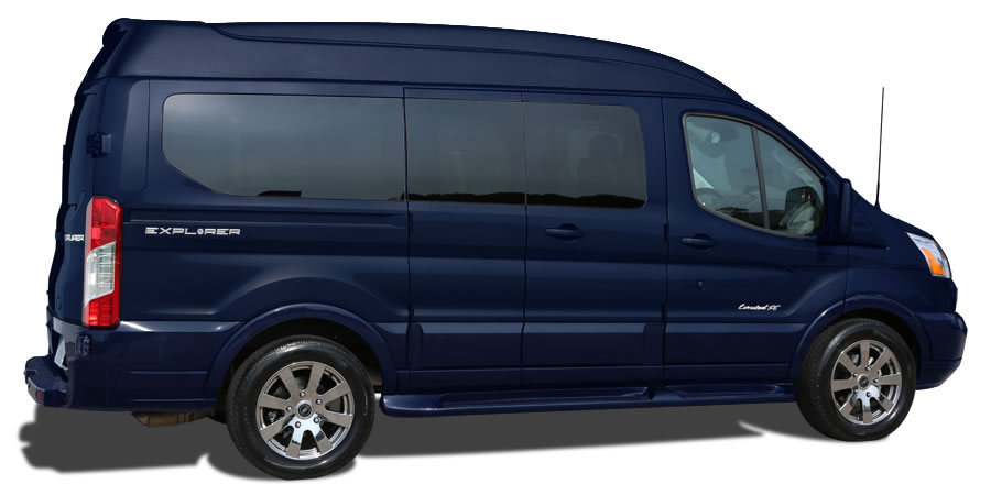 Fred Beans Ford >> Build Your Ford Transit Conversion Van - Fred Beans Luxury Vans